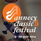 Annecy classic festival - end of August 2015 (date to be confirmed)