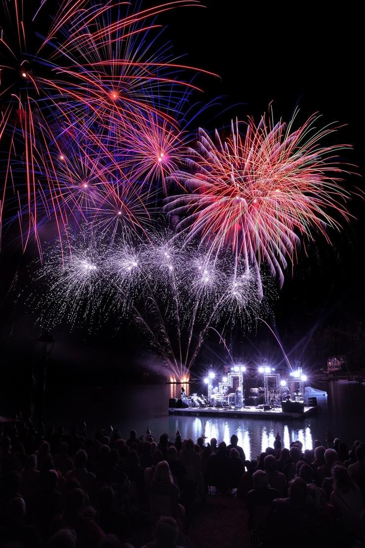Pyroconcerts (Talloires)