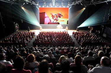The International Animated Film Festival from June 13th until June 18th 2016