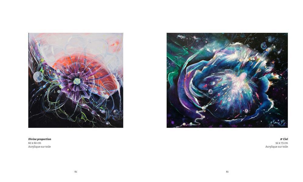 Marie CAVORET – Peintures